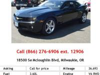 You can find this 2010 Chevrolet Camaro 2LT and many