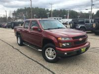 **** CHEVY COLORADO CREW CAB 4X4 **** This 2010 Chevy