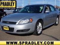 This 2010 Chevrolet Impala LTZ is provided to you for