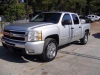 Options:  2010 Chevrolet Silverado 1500 Lt 4X2 4Dr Crew