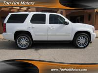 Options:  2010 Chevrolet Tahoe Lt 4X4|The 2010