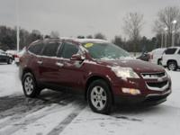 2010 CHEVROLET TRAVERSE WAGON 4 DOOR LT w/1LT Our
