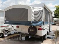 Folding Campers Folding Camper. 2010 Coleman Camping