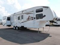 Used 2010 Keystone RV Cougar 322QBS Fifth Wheel