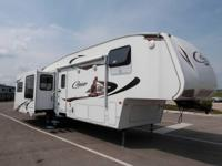 Used 2010 Keystone RV Cougar 326MKS Fifth Wheel