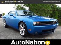 This outstanding example of a 2010 Dodge Challenger