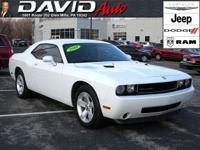 Exterior Color: bright white, Body: Coupe, Engine: 3.5L
