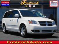"Grand Caravan SXT, FWD, 2nd Row Overhead 9"""" Video"