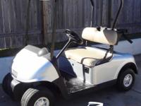 Rebuilt 2010 EZGO RXV. No various other secondhand cart