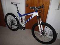 I special ordered this 2010 Felt Virtue 2 mtn bike and