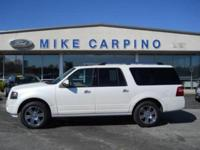 Options Included: N/A2010 Ford Expedition EL Limited