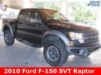 2010 Ford Raptor ** SVT- Special Vehicle Team **