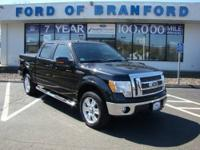 WOW!! STUNNING ONE OF A KIND FORD CERTIFIED 2010 F-150