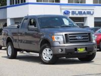 ** LOW LOW LOW MILES NICE SHAPE ** This 2010 FORD F150