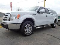 Options:  Used 2010 Ford F150 |White Exterior|Stock