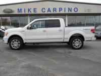 Options Included: N/A2010 Ford F150 Platinum 4X4, 5.4L