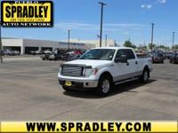 Just arrived, One Owner F-150. Runs great and well