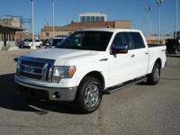 2010 Ford F150 Supercrew 4x4 Lariat. One owner. Highway