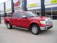 2010 Ford F150 Crew Cab 4x4 XLT New tires. All Power