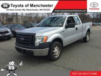 We are excited to offer this 2010 Ford F-150. This Ford
