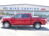 Options Included: N/A2010 Ford F150 SuperCrew XLT 4X4,