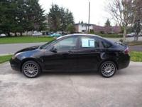 Look at this 2010 FORD FOCUS SES. It has a 4AT