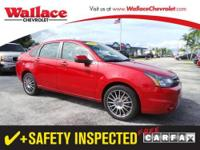 2010 FORD FOCUS SEDAN 4 DOOR 4dr Sdn SES Our Location