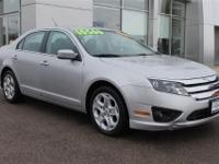 FUSION SE, ALLOY WHEELS, AUTOMATIC TRANSMISSION, POWER