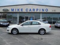 Options Included: N/A2010 Ford Fusion S, 4Cylinder,