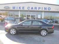 Options Included: N/A2010 Ford Fusion SE, 4Cylinder