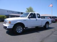 2010 Ford Ranger 2dr 4x2 Super Cab Styleside 6 ft. box