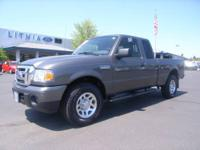 2010 Ford Ranger 4dr 4x4 Super Cab Styleside 6 ft. box