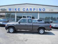 Options Included: N/A2010 Ford Ranger XL, 4 Cylinder