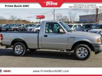 2010 Ford Ranger With Automatic Transmission, Bed