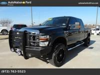 CLEAN!!!! CERTIFIED!!! 2010 Ford F250 - Super Duty V8 -