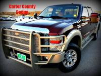 Carter County Dodge is honored to present a wonderful