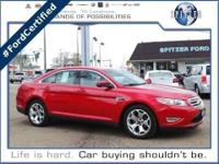 Taurus SHO AWD, Ford Certified, and EcoBoost 3.5L V6