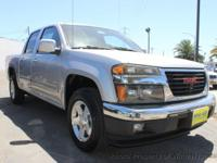 This 2010 GMC Canyon Crew Cab 4dr SLE Pickup 4D 5 ft