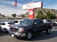 Options:  2010 Gmc Sierra 1500 4Wd Sle Ext Cab|Brown