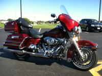 2010 Harley-Davidson Electra Glide Classic NICELY