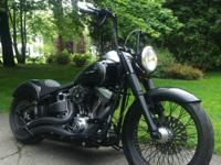 You are bidding on a 2010 Harley Davidson Fatboy Lo.