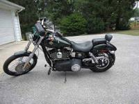 2010 Harley Davidson Dyna Wide Glide FXDWG Cruiser This