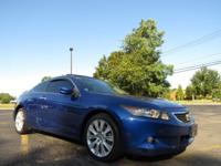 2010 Honda Accord Cpe 2dr Car EX-L Our Location is: JTL