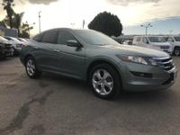 Options:  2010 Honda Accord Crosstour 2Wd 5Dr Ex-L