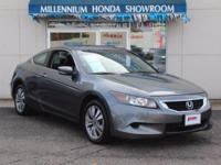 This  Accord Cpe 2dr I4 Auto EX-L w/Navi  has been