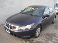 Check out this gently-used 2010 Honda Accord Sdn we