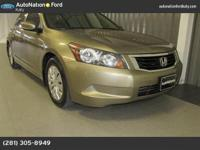 This 2010 Honda Accord Sdn LX is proudly provided by
