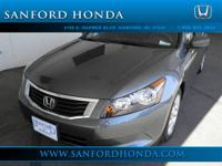 Accord EX 2.4 Honda Certified 4D Sedan 5-Speed