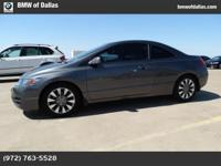 BMW of Dallas is thrilled to offer this 2010 Honda