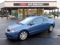 Land a deal on this 2010 Honda Civic Cpe LX before